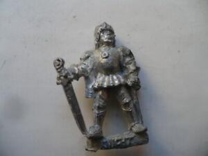 Citadel Warhammer classic 80s Empire C26 Man at Arms Knight B oop