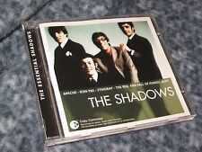 """THE SHADOWS CD """"THE ESSENTIAL"""" 2003 EMI RECORDS"""