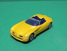 Majorette N°238-225 S Dodge Concept Car- voiture 1/56 Yellow / Purple die-cast
