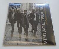 VINTAGE TROUBLE The Bomb Shelter Sessions 2011 US vinyl LP SEALED