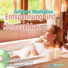 CD - Meditation zur Entspannung, Stress Stressabbau, Wellness - bei Burn Out