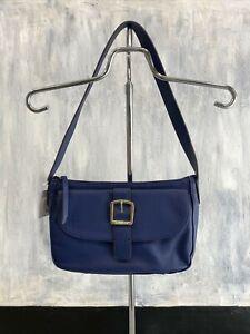NEW! LIZ CLAIBORNE 'Penny Top Zip' Shoulder Handbag Purse - Midnight