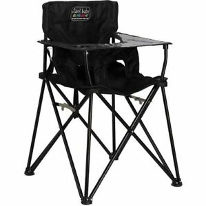Ciao Baby Portable High Chair Children Kitchen Camping Patio Parks Picnic Fold