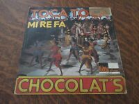 45 tours CHOCOLAT'S toca toca mi re fa