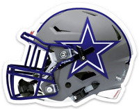 Dallas Cowboys Helmet w/ Star Logo MAGNET - NFL Dallas Cowboys MAGNET !!!
