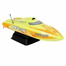 Pro Boat Recoil 26 inch Self-Righting Brushless Deep-V RTR Boat remote/acc