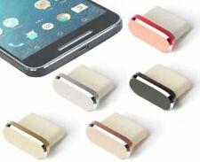 10 x Samsung Galaxy S8/S8+/S9/S9+/S10/S20 Type C Connector Metal Dust Plug