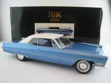 1968 Cadillac DeVille Convertible  blau KK-scale  Limitiert auf 500 Stück 1:18
