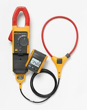 Fluke 381 Remote Display TRMS AC/DC Clamp Meter w/ iFlex Flexible Current Clamp