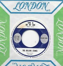 ROLLING STONES * 45 * Time Is On My Side * 1965 * Lower grade, rocks USA LONDON