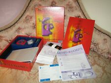 Scattergories Board Game From Parker / Hasbro 2003 Part New Complete Family Quiz
