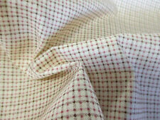 Crafts By the Metre Check/Plaid Fabric