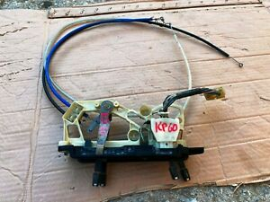 TOYOTA STARLET KP60 KP61 5DRS MODEL 1983 85 HEATER CONTROL UNIT USED