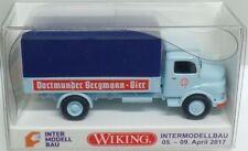 WIKING Modellautos, - LKWs & -Busse als Werbemodell