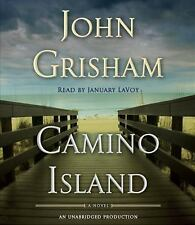 CAMINO ISLAND unabridged audio book on CD by JOHN GRISHAM - Brand New! 10 Hours!