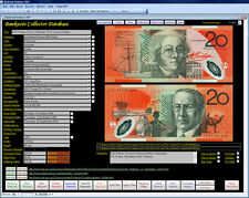 Banknote Image Database Software Pro Windows 7/8/10 XP Vista Supplied DOWNLOAD