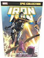 Iron Man Epic Collection War Machine Marvel Comics Volume 17 TPB Paperback NEW