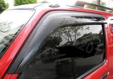 Mugen Style Window Visor Rain Sun Guard Vent For 1998-2018 Suzuki Jimny 2PCS