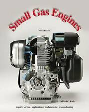 NEW Small Gas Engines by Alfred C. Roth