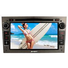 """Autoradio 7"""" 2 Din GPS Navigation DVD Player RDS DVB-T USB SD für Opel Vivaro"""