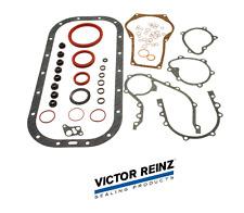 Volvo 240 244 245 740 940 Engine Gasket Set - Engine Block VICTOR REINZ 270679