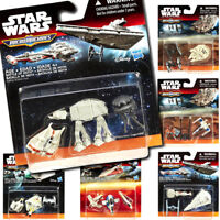 STAR WARS MICRO MACHINES TOY VEHICLE PLAY SET DISNEY CHRISTMAS STOCKING FILLER