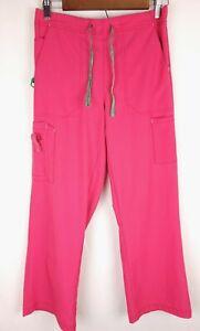 Carhartt Small Petite Pink Scrub Pants