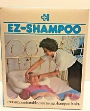 New EZ Shampoo inflatable Shampoo Hair Wash Basin for the disabled elderly