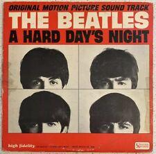 The Beatles A Hard Day's Night  - Vinyl LP 1964 United Artists - UAL 3366 Mono