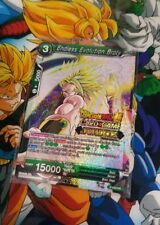 Endless Evolution Broly P-033 PR Foil Judge Promo Dragon Ball Super