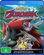 Pokemon - Pokemon Zoroark - Master Of Illusions : Movie 13 (Blu-ray, 2011) Reg B