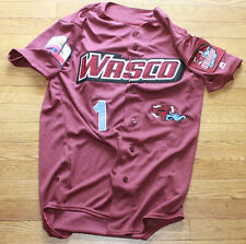 2020 Wasco Reserve Maroon Style Jersey 22 L