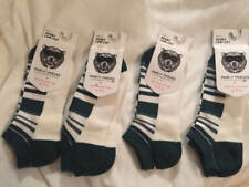 Pair of Thieves Sport Low Cut Mens Sock Lot of 4 New Sz 8-12