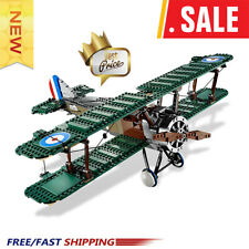 Sopwith Camel 10226  Exclusive CollectionToy Block Set Bricks Educational Gift