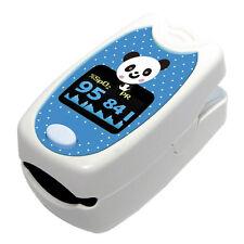 Finger Pulse Oximeter, Pediatric, Panda