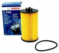 BOSCH OIL FILTER F026407006 VAUXHALL Zafira 1.6 & 1.8 & 1.4 Turbo Tourer P7006