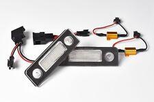 Für Skoda Octavia 1Z + Roomster 5J LED Kennzeichen Beleuchtung Nummernschild-