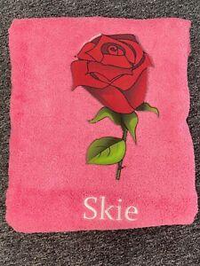 Rose Towel/ Towel set