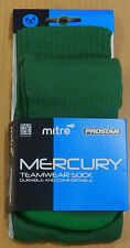 Prostar Mercury Plain Football Socks Mini Senior Emerald Navy Royal Blue Sky