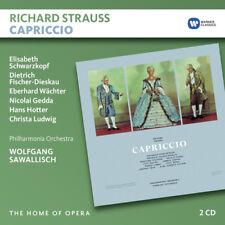 Richard Strauss : Richard Strauss: Capriccio CD (2016) ***NEW***