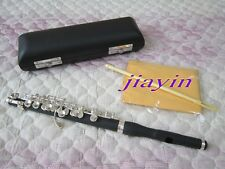 Advanced piccolo c key silver plated nice sound composite wood