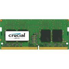 Crucial 4GB (1 x 4GB) PC4 19200 (DDR4-2400) Memory (CT4G4SFS824A)