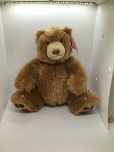 Kohls Cares Brown Bear Plush Stuffed Animal Gund  Grizzly Teddy Bear