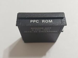 PPC ROM for use with HP-41 Calculator HP-41CX