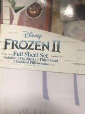 Disney Frozen 2 Full Sheet Set