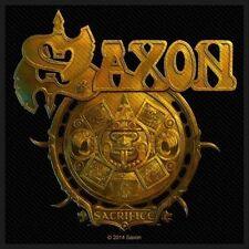 SAXON  - Sacrifice Patch Aufnäher 10x10cm