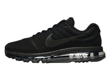 Nike Air Max 2017 Running Shoes Triple Black 849559-004 Men's NEW SIZE 11