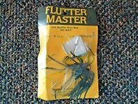 Vintage NILS MASTER 115//75 Silver Blue