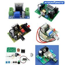 LED Voltmeter / LM317 Voltage Regulator Step Down DC Power Supply Module DIY Kit