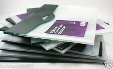 CASE LOT AVERY 72277 GREEN STYLE EDGE DOCUMENT WALLET FILE PRESENTATION STORAGE
